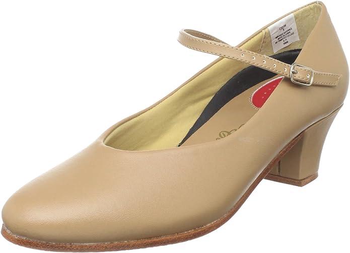 Dance Class Womens C101M Character Shoe