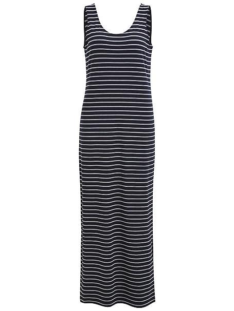 Vila Prent - Camiseta Para Mujer, color negro (total eclipse), talla Small