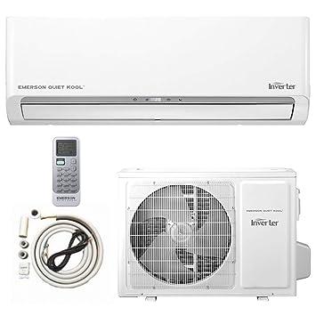 Amazon.com: Emerson Mini split aire acondicionado sistema ...