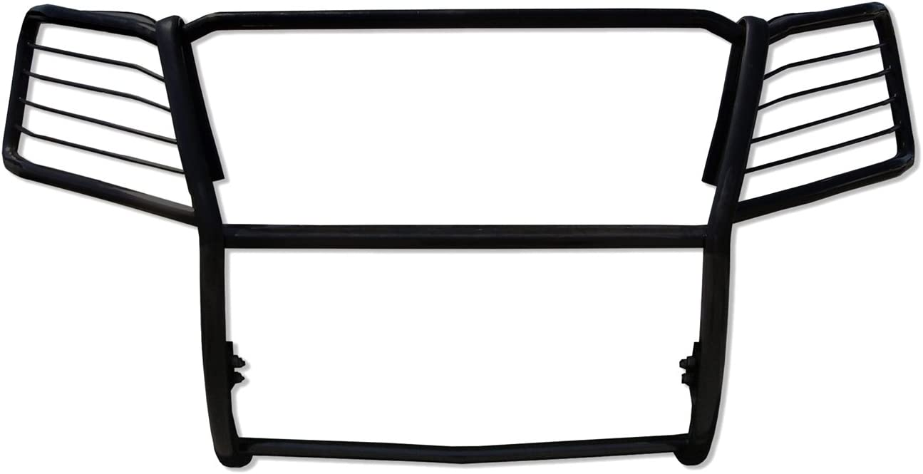 Steelcraft 52270 Grille Guard Black Powdercoat Grille Guard
