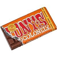 Tony's Chocolonely Chocolate con leche con caramelo