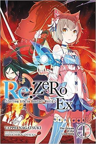 Amazon com: re:Zero Ex, Vol  1 (Re:ZERO Ex (light novel