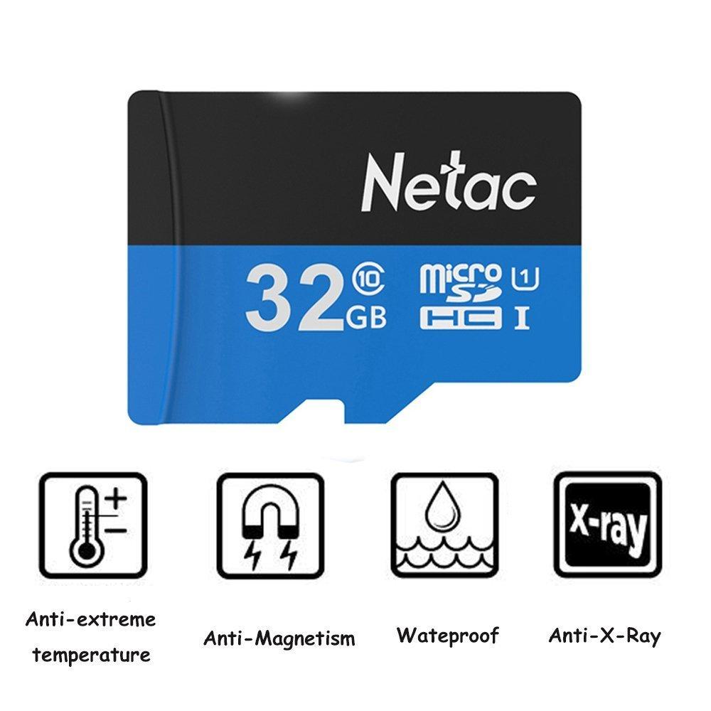 AUTOLOVER P500 32GB Micro SD/TF Memory Card for Full HD Mini Car Camera DVR Dash Cam Car Stereo (32GB)