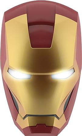 3d Philips Applique Lumineuse Iron Man Marvel CxQroedBW