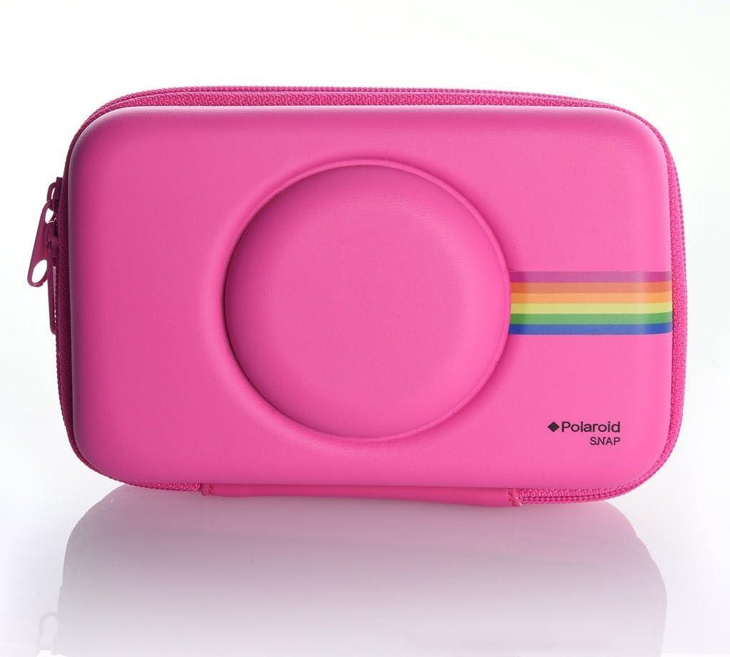 Estuche Para Polaroid Snap Y Snap Touch Instant Print rosa