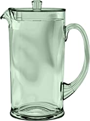 TarHong 1 Piece Cordoba Pitcher Set, 78 oz, Recycled Green