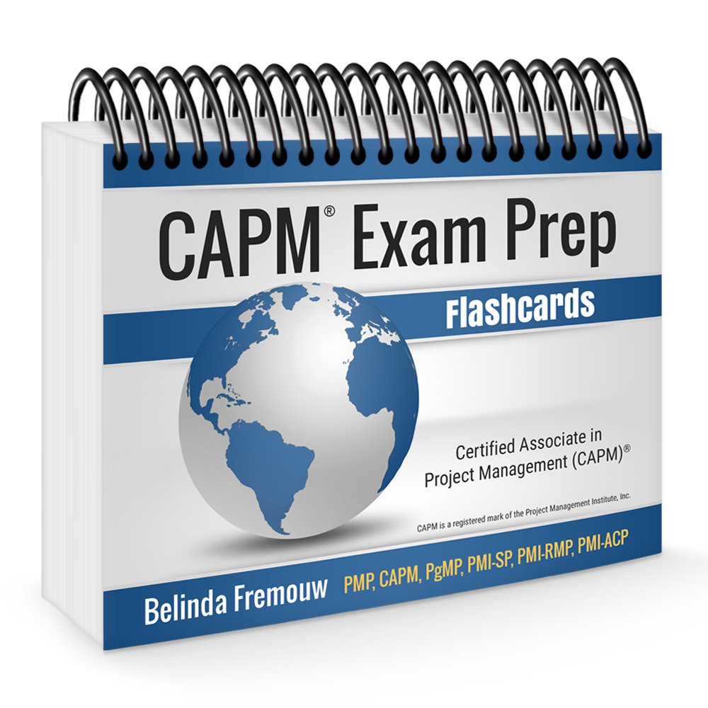 Capm exam prep flashcards pmbok guide 5th edition belinda capm exam prep flashcards pmbok guide 5th edition belinda fremouw amazon books xflitez Image collections