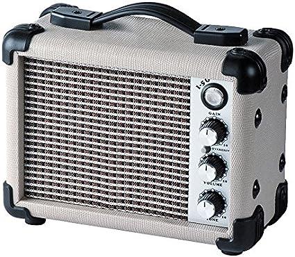 Eko I-Cable 5G W Amplificador guitarra 5 W, color blanco: Amazon ...