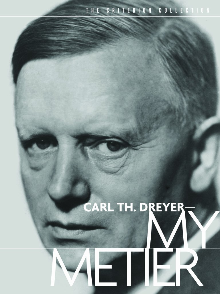 Carl Theodor Dreyer Set (Day of Wrath / Ordet / Gertrud / My Metier) (The Criterion Collection)