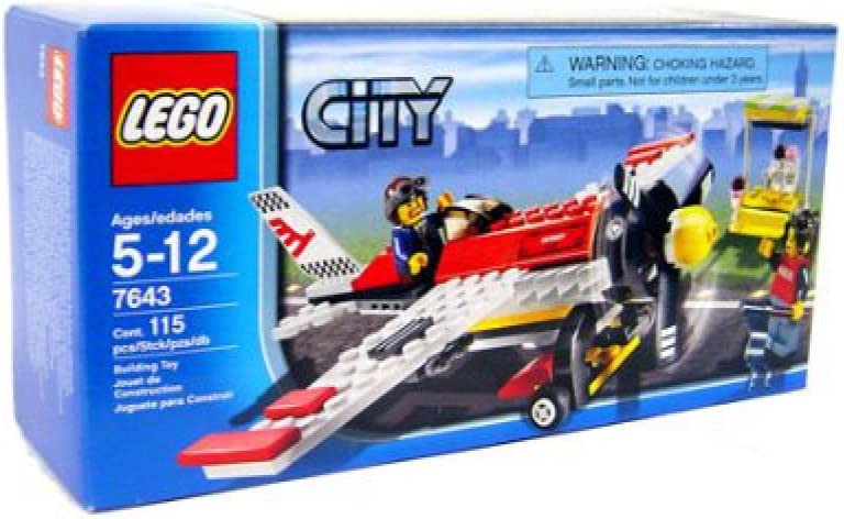 LEGO City Air Show Plane Set #7643
