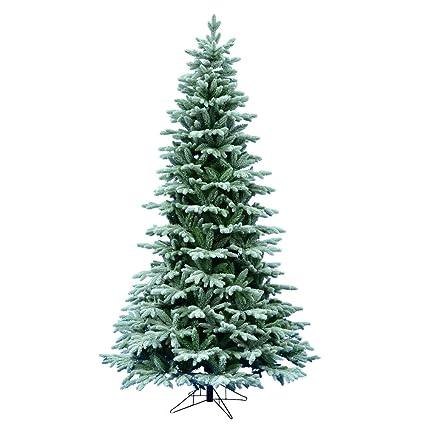 vickerman frosted balsam fir christmas tree - Christmas Tree Amazon