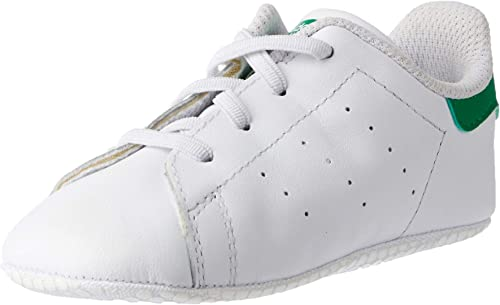 uk availability free shipping los angeles Adidas Stan Smith Crib, Chaussures Bébé marche bébé garçon, Blanc ...