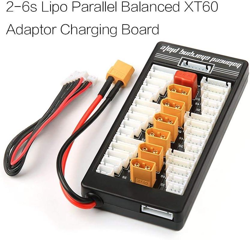 NIDICI XT60 Cargador de batería Lipo 2-6S Imax B6AC 720i