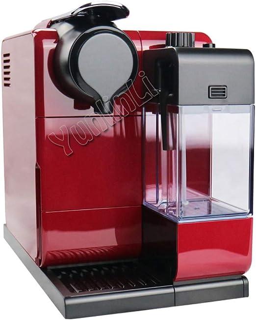 KOUDAG Cafetera Cafetera de cápsula 220V Máquina de café de cápsula automática 19bar Máquina de café Inteligente de Control de Pantalla táctil Inteligente: Amazon.es: Hogar