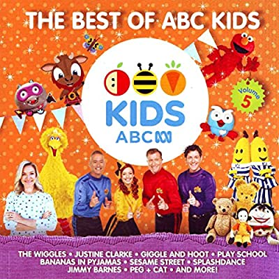 Kids Only Cd.Various Artists Various Artists Best Of Abc Kids Volume 5