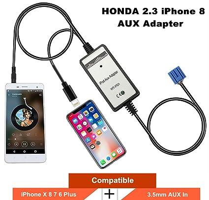 Amazoncom Honda I AUX Adapter Car Digital Music CD Changer - 2003 acura tl aux input