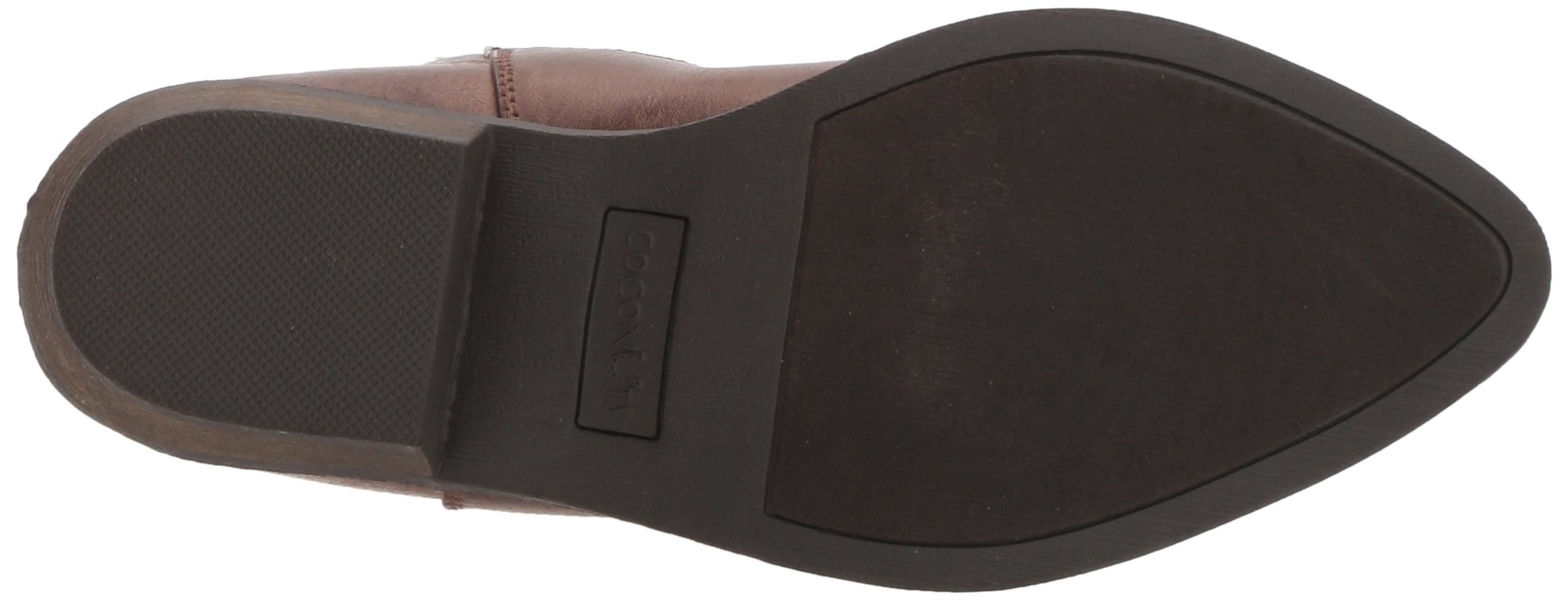 Coconuts by Matisse Women's Cimmaron Boot,Choco/Beige,10 M US by Coconuts by Matisse (Image #3)