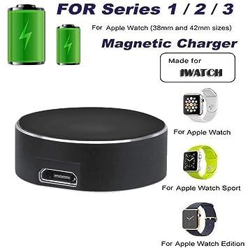 Cargador para Apple Watch, para Cargador iWatch, Diadia para ...
