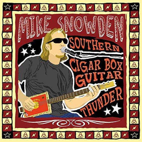 Southern Cigar Box Guitar Thunder