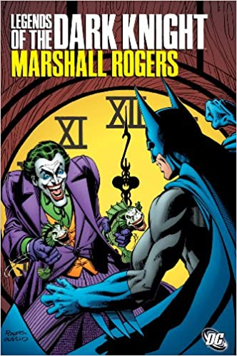Legends Of The Dark Knight Marshall Rogers Hc