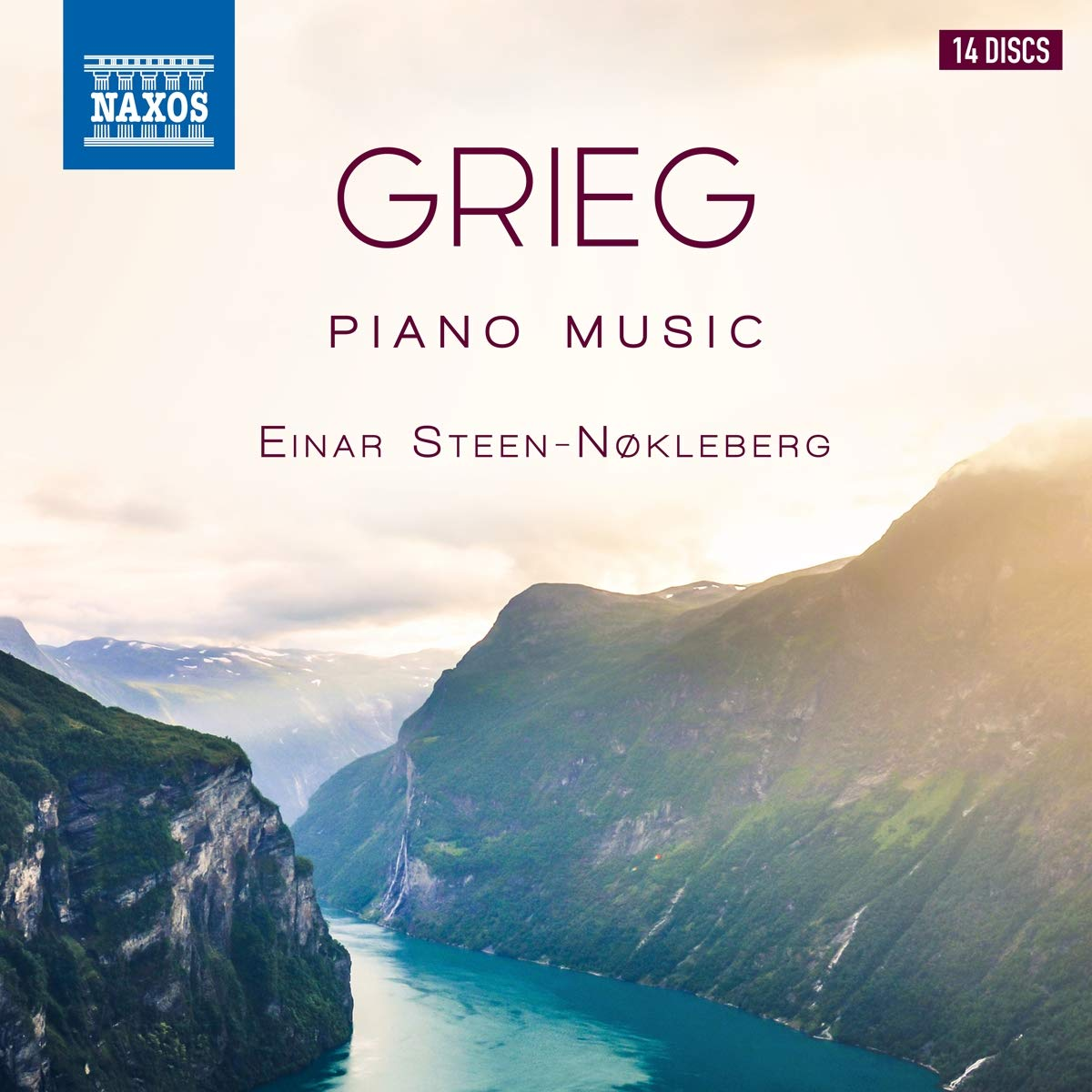 Complete Piano Music by Naxos Box Sets