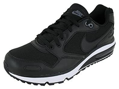 Men's - Nike Air Max Direct Black / Black-Cool Grey-White Shoes