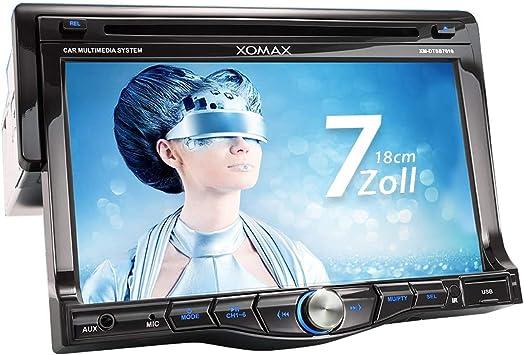 Xomax Xm Dtsb7010 Autoradio 18 Cm Elektronik