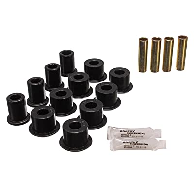 Energy Suspension 8.2108G REAR SPRING SHACKLE BUSHING: Automotive