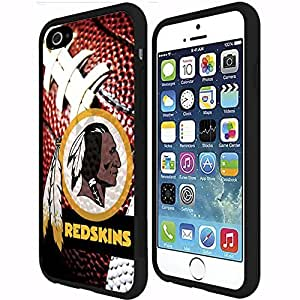 Washington Redskins Football Sports RUBBER Snap on Phone Case (iPhone 6 Plus)