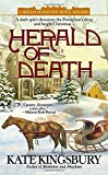 Herald of Death (Holiday Pennyfoot Hotel Mysteries)