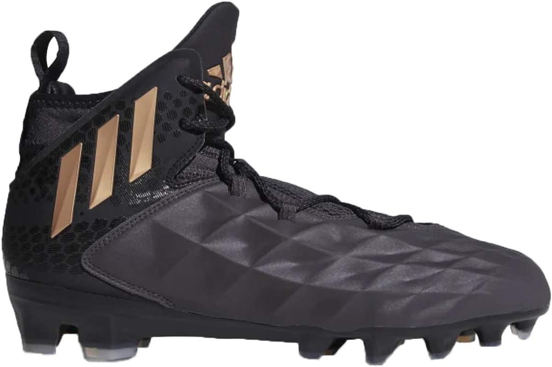 A fondo subasta La base de datos  Amazon.com: adidas Freak Lax Mid Black/Copper Football Shoes 10.5: Sports &  Outdoors