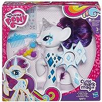 My Little Pony B0367eu40 - Figurine Animal - Rarity Licorne Magique - 19 Cm