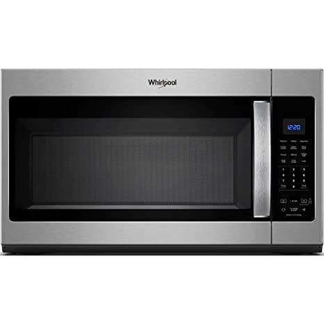 Amazon.com: Whirlpool 30 en. W 1.9 Cu Ft. Más de la gama ...