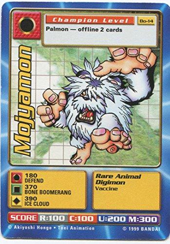 - Digimon Card - Mojyamon Bo-14 - Champion Level