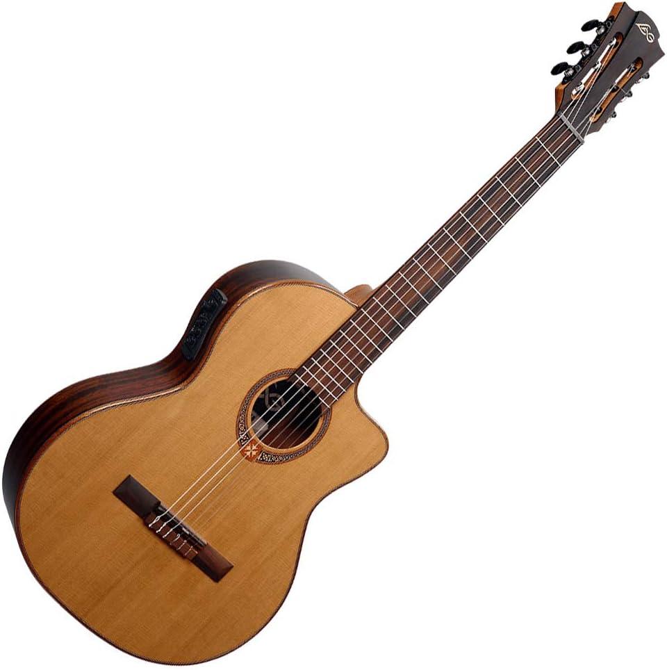 LÂG OC118CE Occitania 118 - Guitarra de concierto