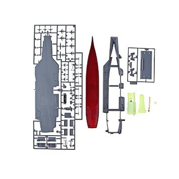 KESOTO 1 700 Escala Pl/ástico Americano Nimitz Portaaviones Modelos De Acorazado
