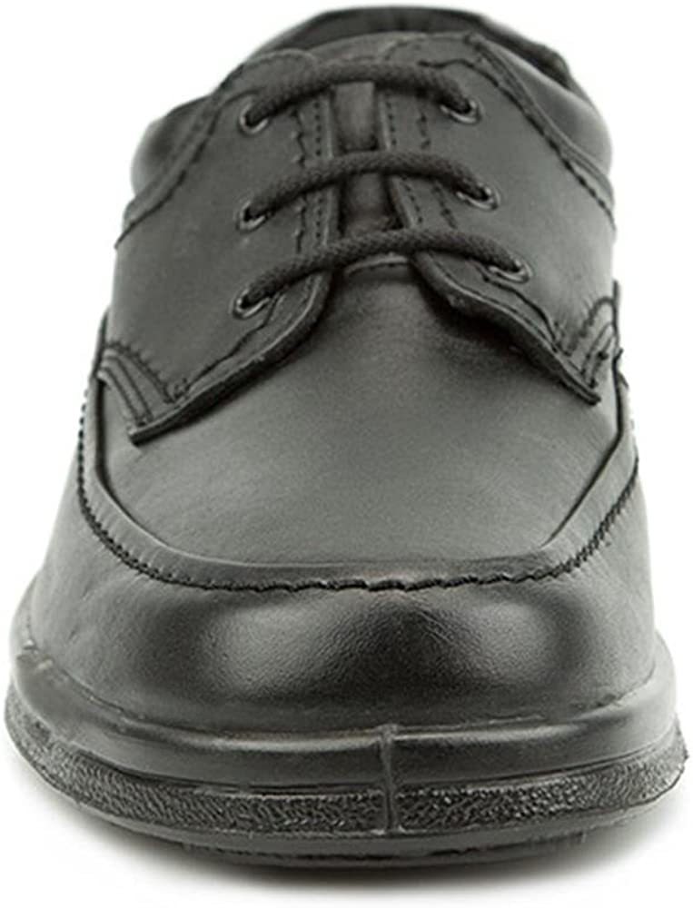 Pavers Mens Leather Lace Up 145 885