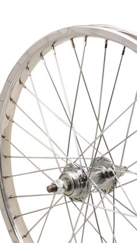 High Quality Steel One Speed Freewheel Hub Rear Wheel (20X1.75-Inch) B07C2KVVT4
