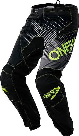 Oneal Element - Homme - Jaune Noir Modèle 36 2018 Cuissard Long VTT ... 1e6a0e65c1aa