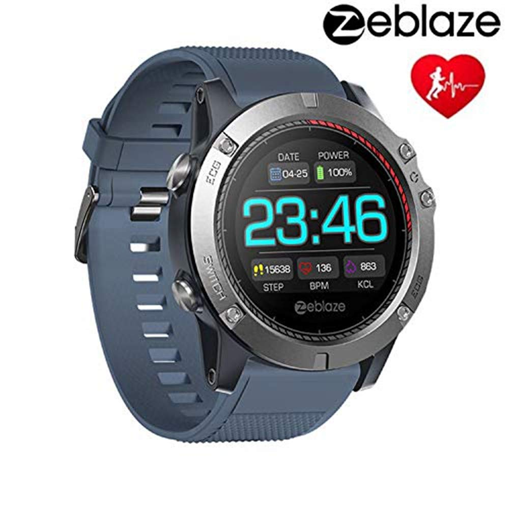 Zeblaze Vibe 3 ECG IP67 Impermeable Smartwatch IPS Touch ...