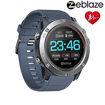 Zeblaze Vibe 3 ECG IP67 Impermeable Smartwatch IPS Touch Monitor ...