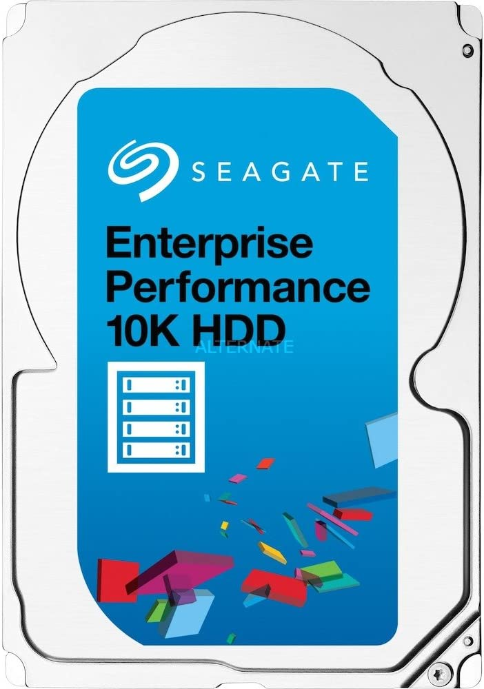 (New) Seagate 900GB 10K ST900MM0006 SAS 6GB/s 2.5 Savvio 10K.6 Exos Server Hard Drive HDD Compatible with DELL HP