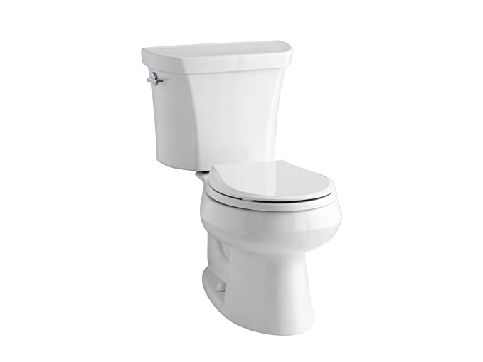 Best Dual Flush Toilet: KOHLER K-3987-0