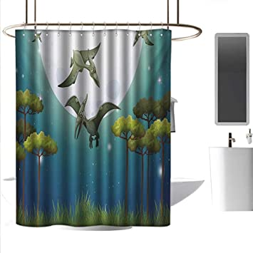 Shower Curtains That Open In The Middle.Amazon Com Coolteey Shower Curtains That Open In The Middle