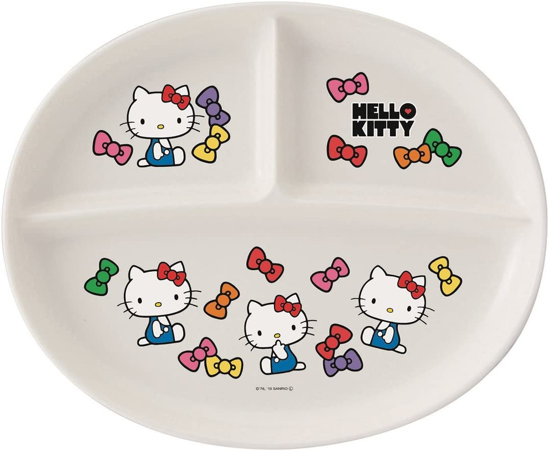 *Skater rice ball lunch box Hello Kitty House Sanrio made in Japan POT5