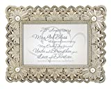 CB Gift Heartfelt Collection 25th Anniversary Framed Tabletop Gift