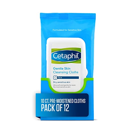 Cetaphil Face Cloth For Sensitive Skin