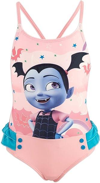 Vampirina Disney - Disfraz Completo de 1 Pieza con Volante de ...