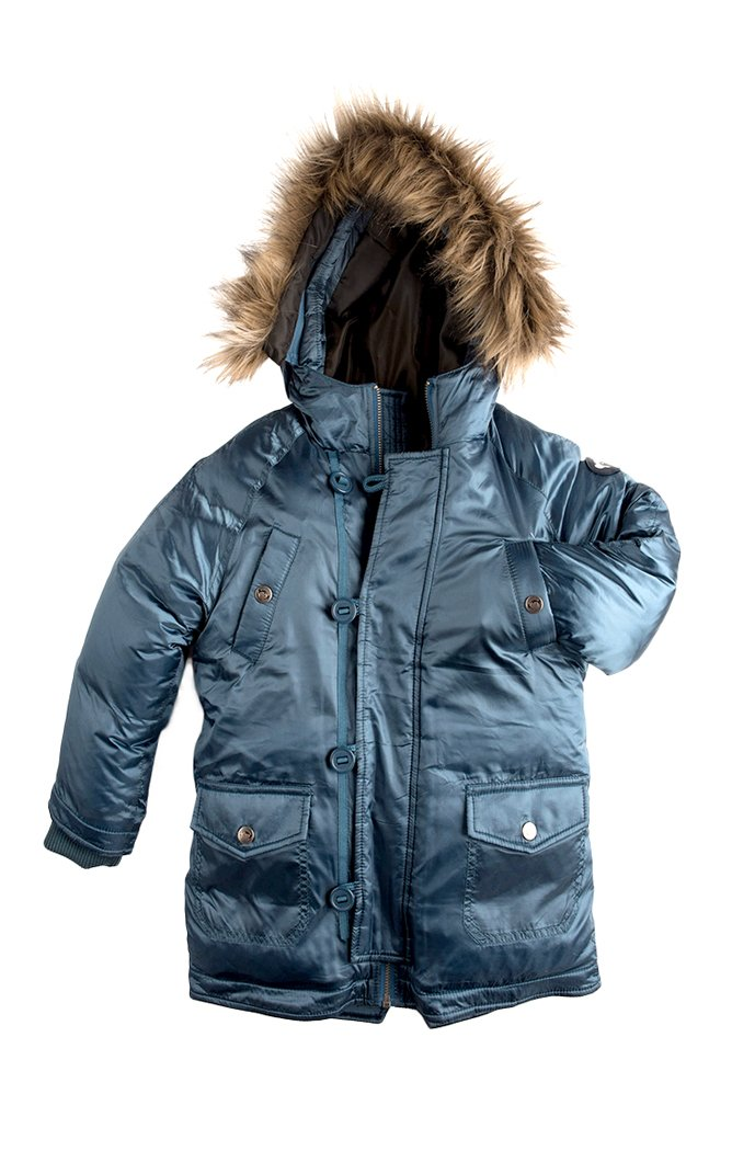 Appaman Boys' Morningside Anorak, Seaport, 2T