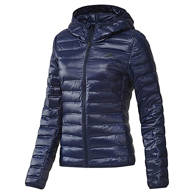 ad53be8c1cf23 adidas outdoor Womens Varilite Hooded Jacket